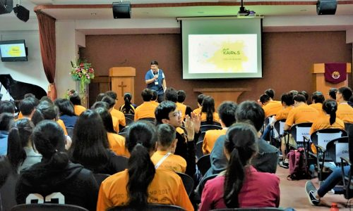 [Youth Kairos a Central Focus in Singapore Youth Camp<br><br>]