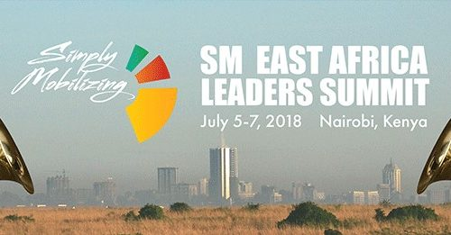 [Opportunity to Give: SM East Africa Leaders Summit on July 5-7 in Nairobi, Kenya]
