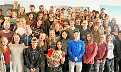 [Six Languages Used in Kairos Norway Course with 56 Participants]
