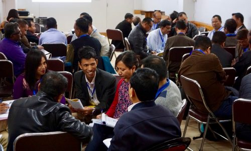 [1stSM South Asia Global Region Conference]