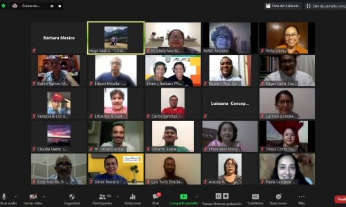 [Sounding The Mobi Call: Latin America Holds Online Mobi 101 for Leaders]