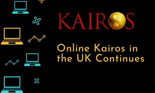 [Hopeful Invitations: Online Kairos in the UK Continues]